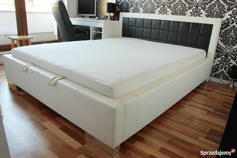 Sprzedam łóżko Do Sypialni 160x200 Z Pojemnikiem Na Pościel