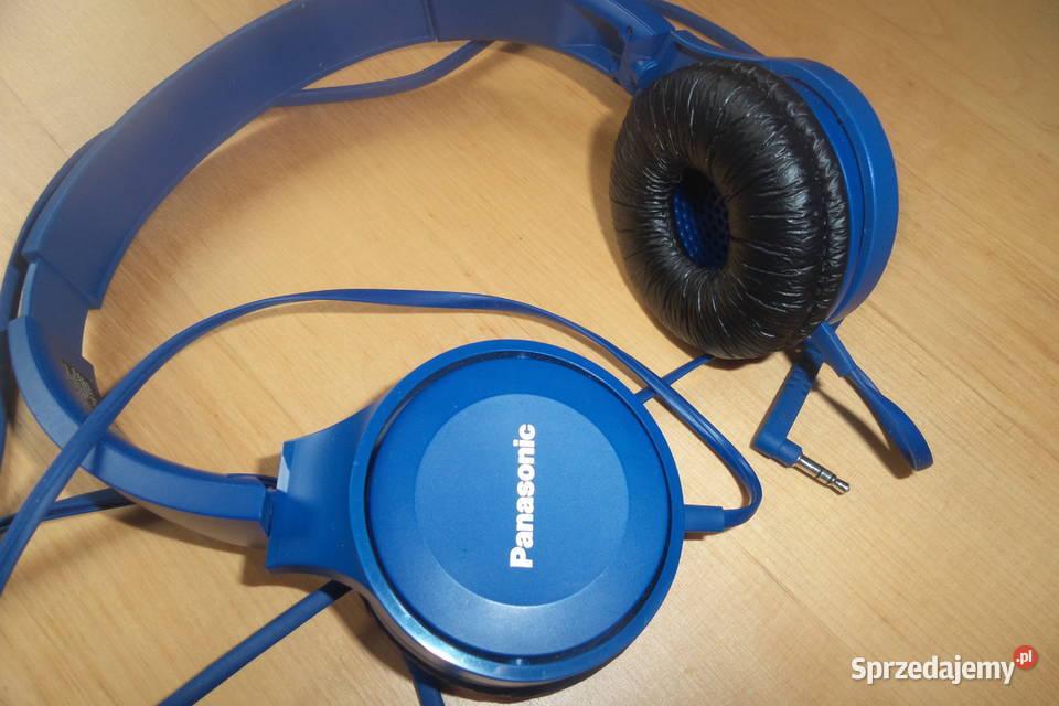 słuchawki Panasonic, używane, za 25 zł