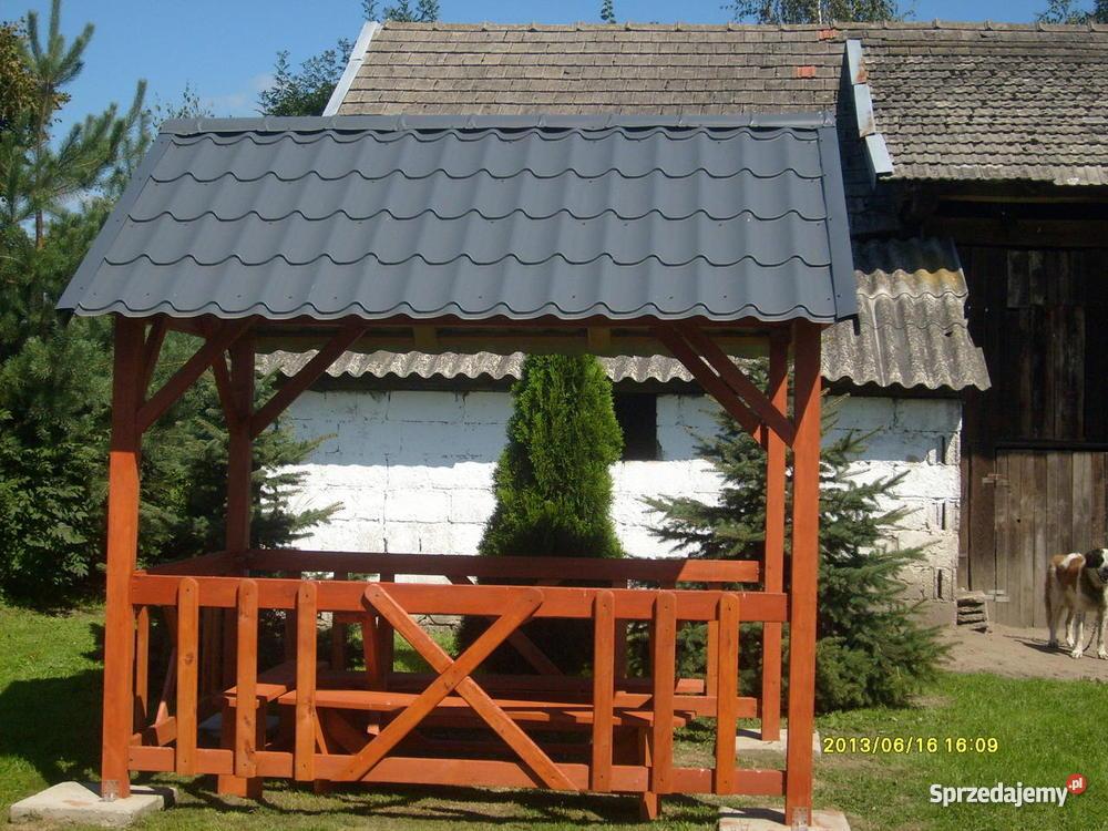 ALTANKA Architektura ogrodowa Wólka Grądzka