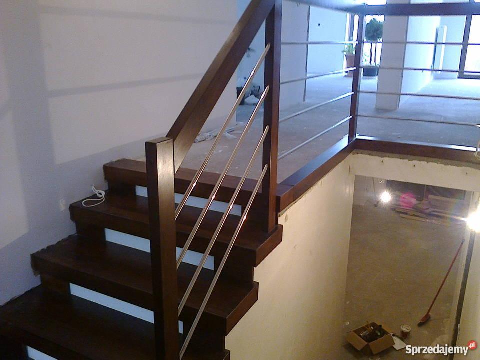 Fantastyczny schody drewniane - kelce Kielce - Sprzedajemy.pl TF22