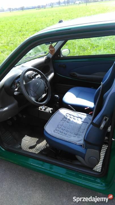 Fiat seicento 11 wielkopolskie Poznań
