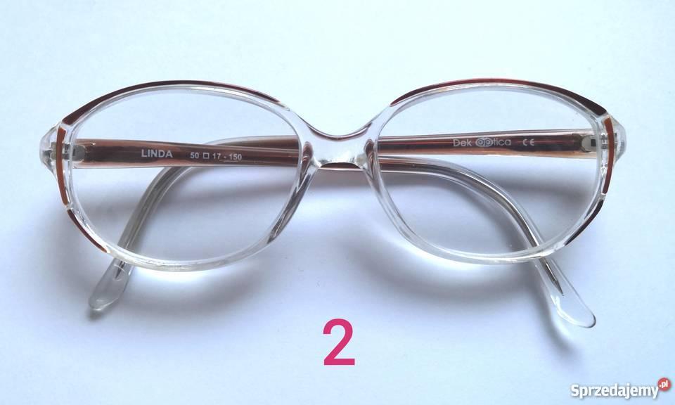 Okulary oprawki Dek Optica (damskie, męskie, uniseks)