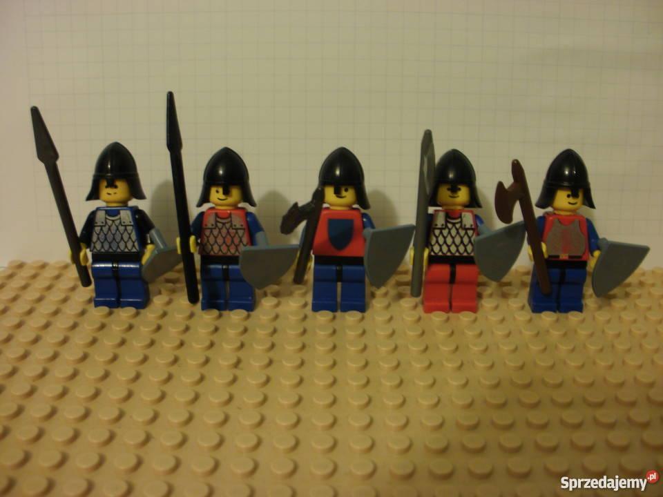 Lego Figurki Castle Rycerze Siemianowice śląskie Sprzedajemypl