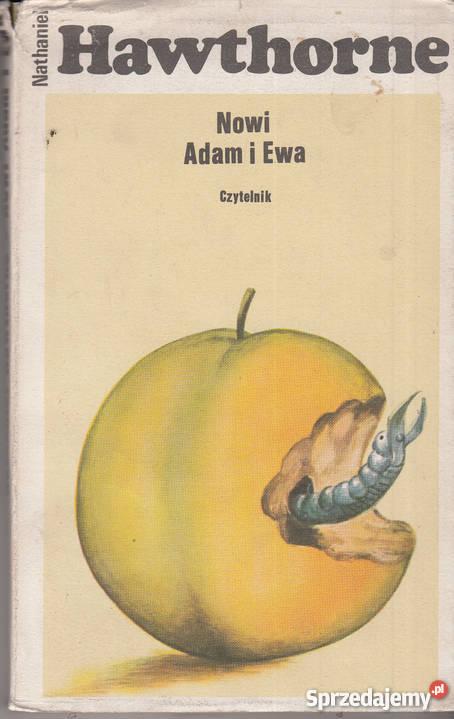 02584 Nowi Adam I Ewa Nathaniel Hawthorne