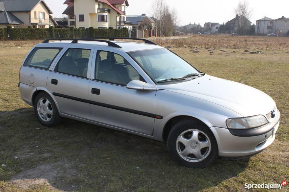 Niewiarygodnie Opel Vectra B kombi 2,0 DTI 1998 r. Biała Podlaska - Sprzedajemy.pl JK79