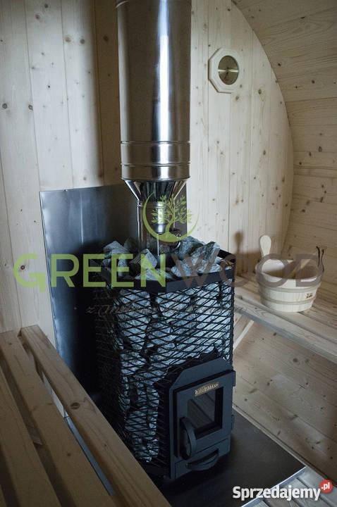 sauna ogrodowa beczka balia sauna fińska SPA Dom i Ogród małopolskie Lipnica Wielka sprzedam