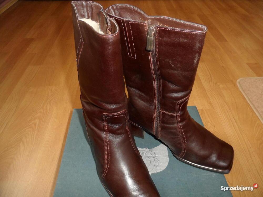 d35aaf9a Bardzo ładne buty roz. 39 - Sprzedajemy.pl