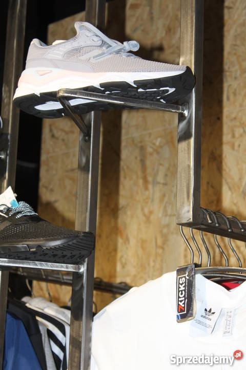 Regał ekspozycyjny odzieżowoobuwniczy Loft inny kolor Pozostałe Białystok