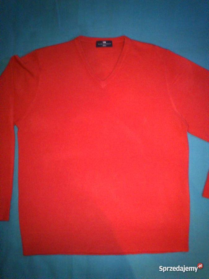 c6ea57dd85 Sprzedam śliczny czerwony sweterek firmy MARKS SPENCER - Sprzedajemy.pl