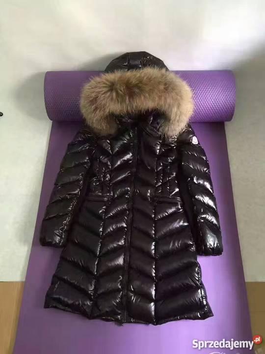 płaszcz moncler beżowe