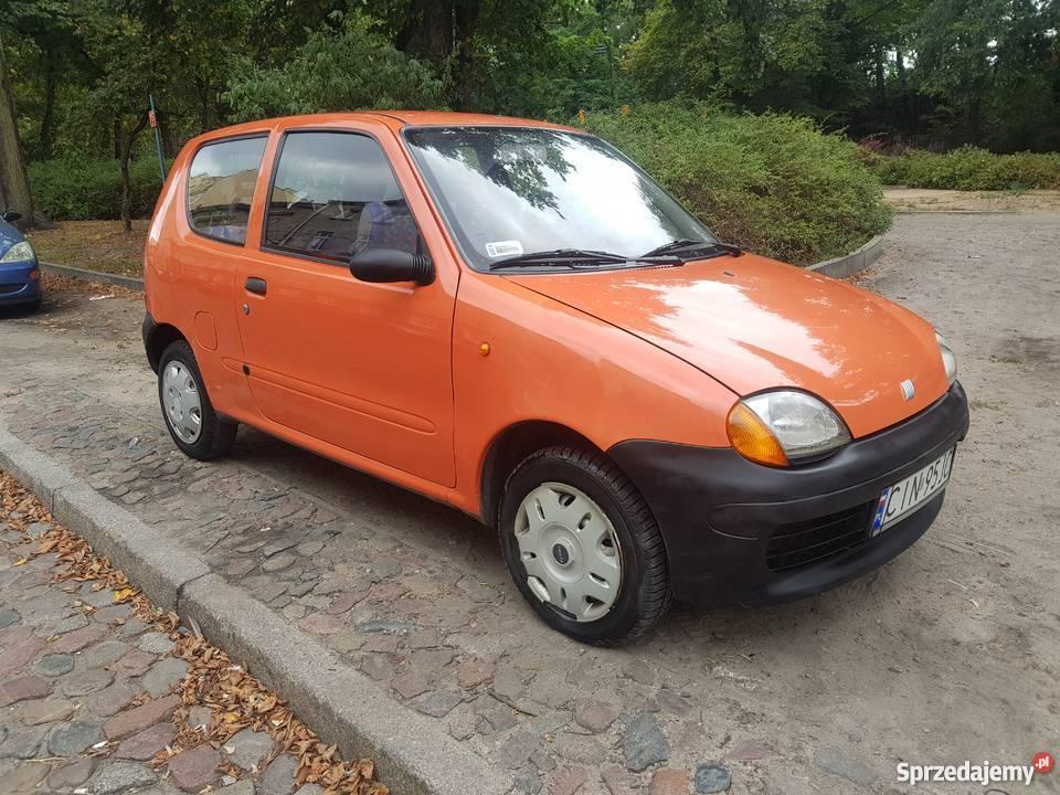 Fiat seicento zamiannaaa Bydgoszcz