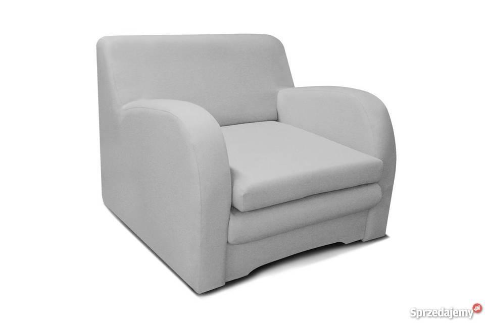 Fotel Rozkładany Marszal