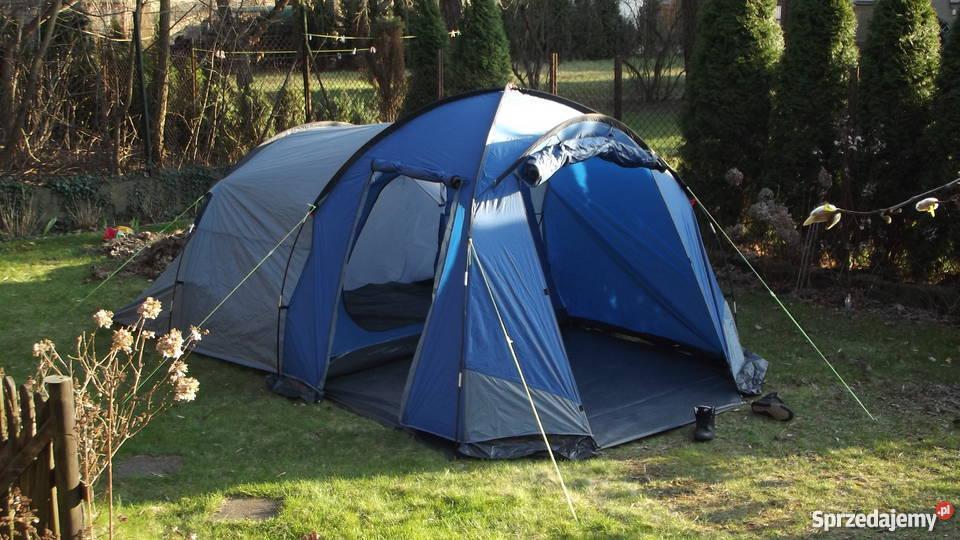4 osobowy namiot Sprzedajemy.pl