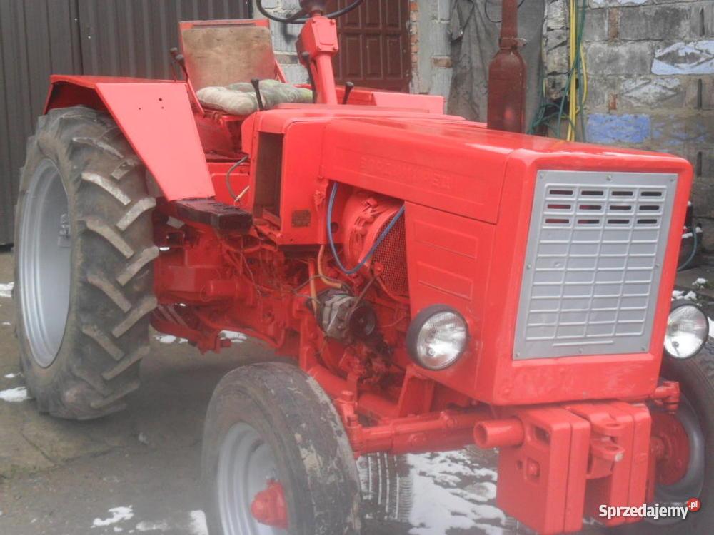 Ciągnik T25 Połaniec
