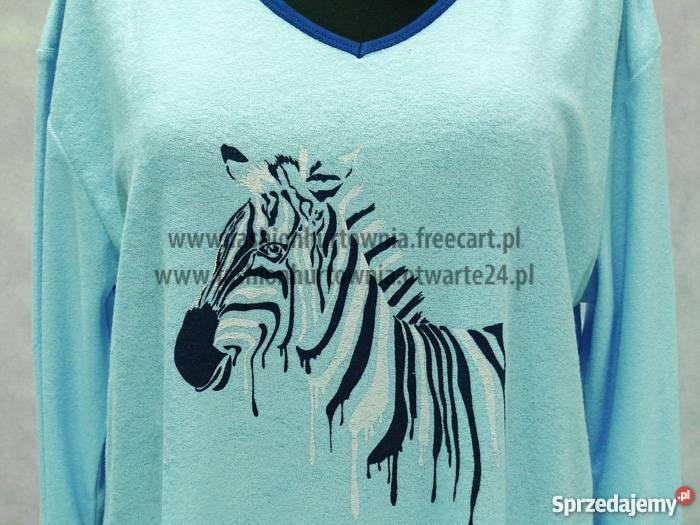 7ceef3109e53fd Koszula nocna damska zebra Fashion Hurtownia Internetowa Wólka ...