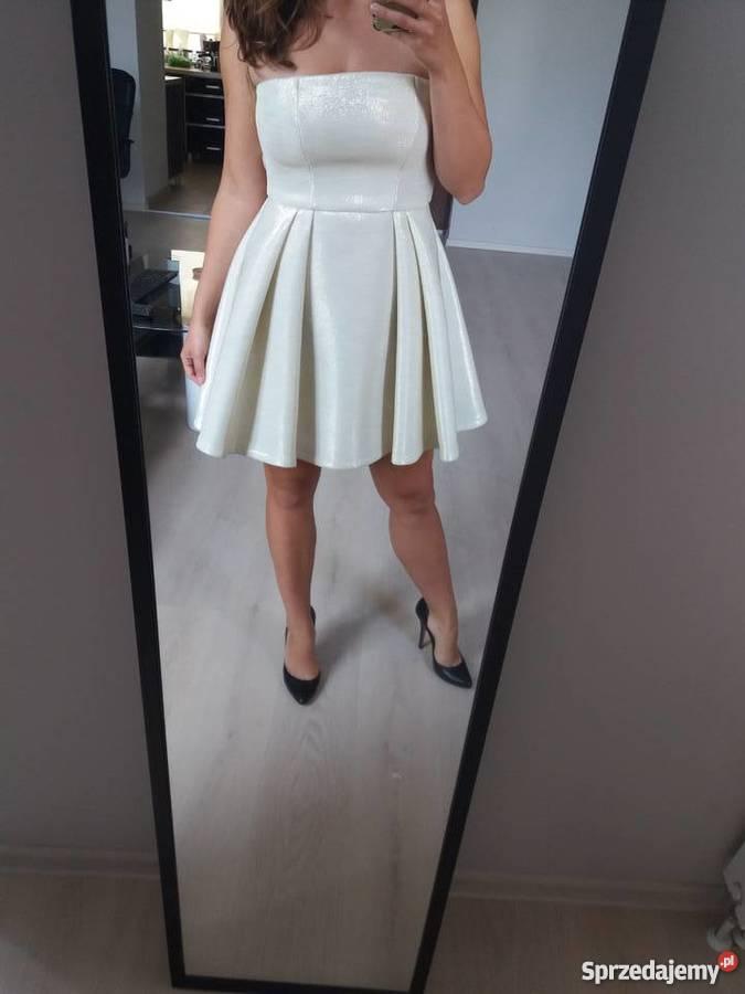 fc72eb1b00 złota sukienka - Sprzedajemy.pl