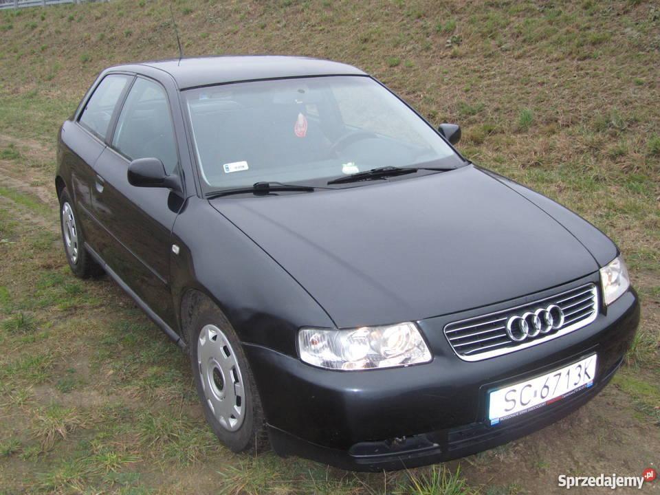 Audi A3 2000 Rok 1 9 Tdi Cz U0119stochowa