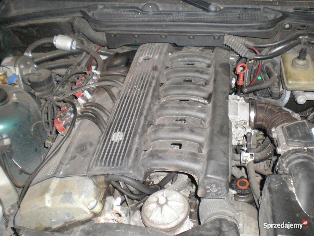 BMW E36 20 SILNIK I CZĘŚCI Silniki i osprzęt warmińsko-mazurskie