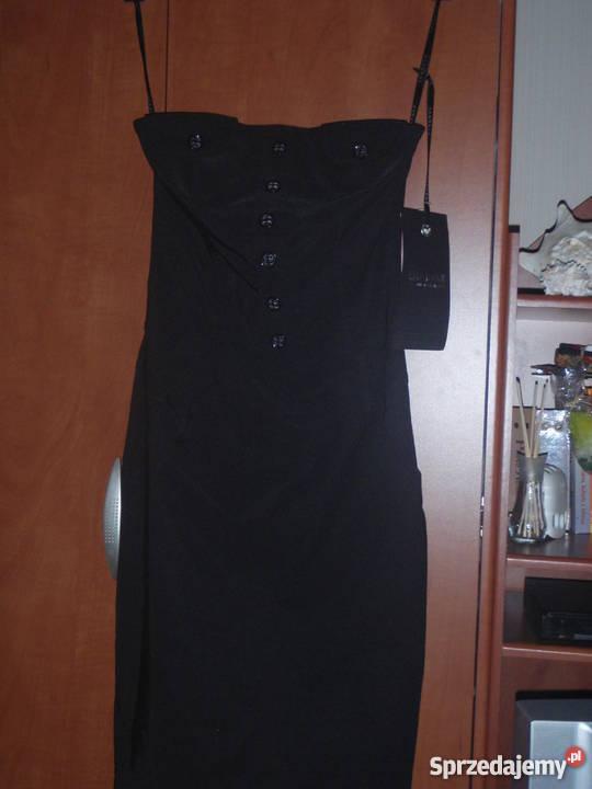 sukienka czarna Mango i MAŁA CZARNA
