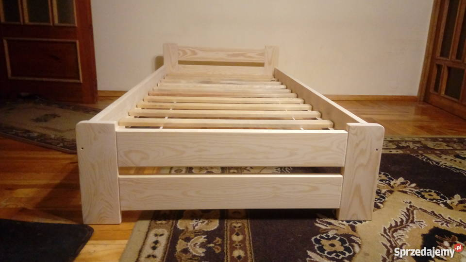Łóżko sosnowe IWONA I 90 x 200 Sieniawa