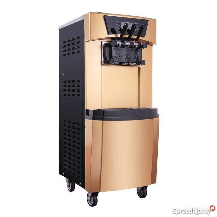 Nowe Automat do Lodów włoskich Softów CreamL9228 Zielonka