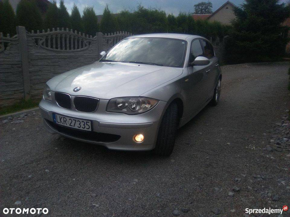 BMW E87 Serii II 20 Diessel kamera cofania BMW Kowalin