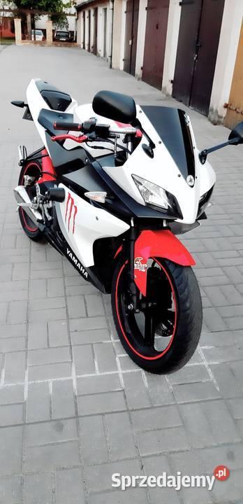 Yamaha Yzf R125 R 125 PIĘKNA ! Kat. B A1 A2 Gotowa do jazdy.