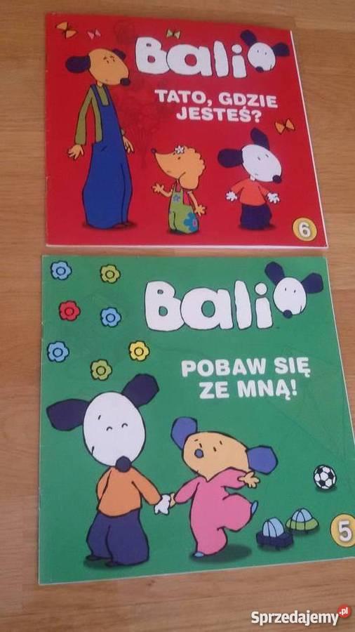 Bali 2 książeczki Warszawa sprzedam