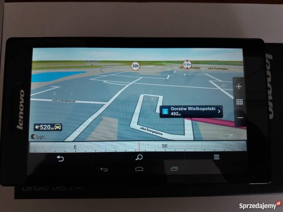 tablet nawigacja lenovo igo primo truck tir 2018 gorz w. Black Bedroom Furniture Sets. Home Design Ideas