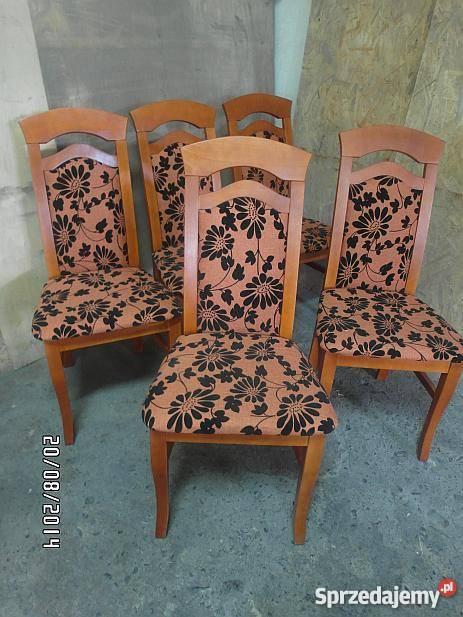 Nowoczesne Stylowe Krzesła Do Biura Kuchni Salonu Strzelno