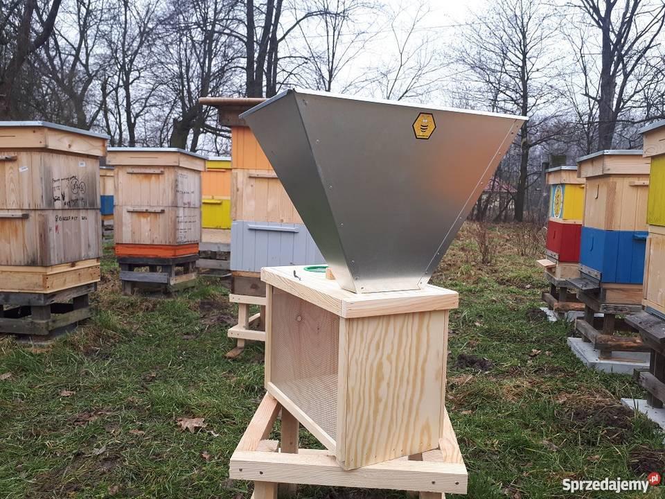 Pakiety Pszczele 2018 z pudłem 190 PLN Borzęcin