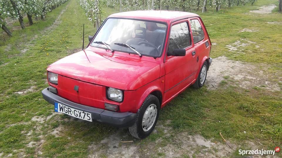 Fiat 126 maluch Wilków Drugi