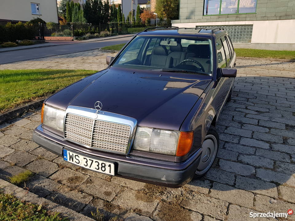 Mercedes w124 300 TD Turbo