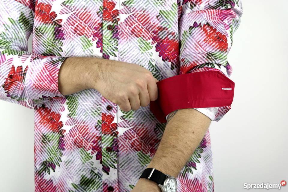 DANIEL BESSI Koszula męska fb266 różne rozmiary Ostrów  lJ6dG