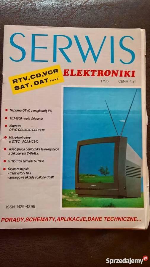 Czasopismo Serwis Elektroniki