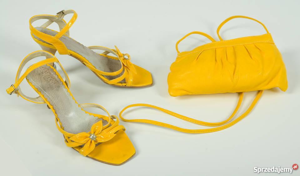 buty żółte Sprzedajemy.pl