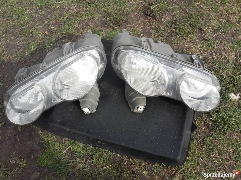 Lampa Przednia Lewa Rover 75
