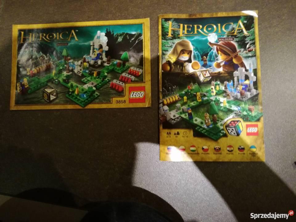 OKAZJA LEGO HEROICA LAS WALDURK 3858 śląskie Psary