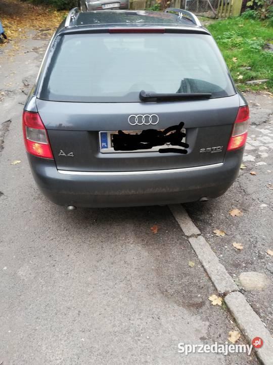 Sprzedam, Zamienię  Audi a4b6