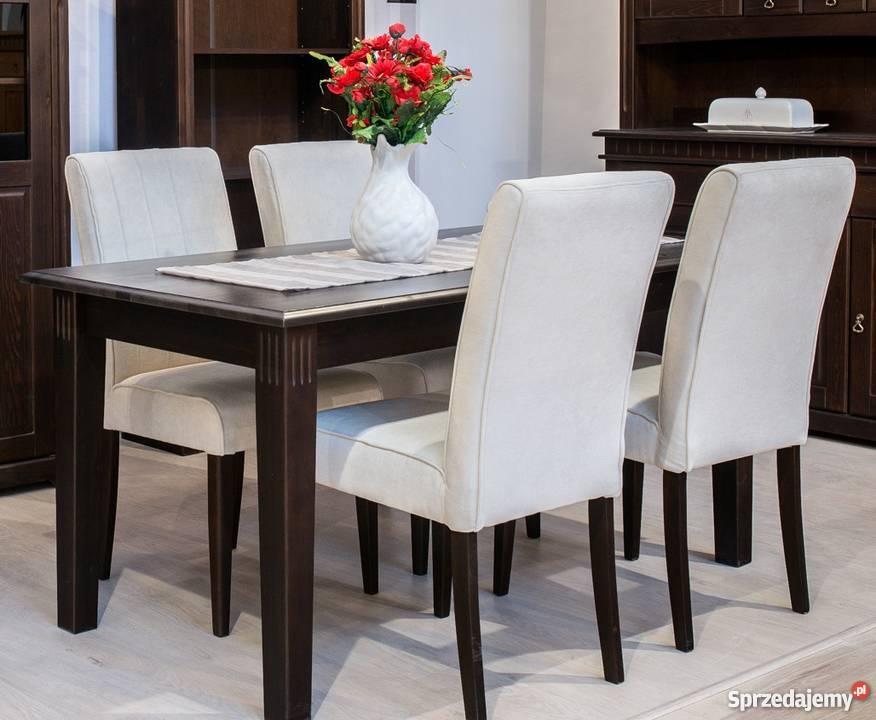 Stół Rozkładany Cordoba 160230x90 Do Jadalni 20 Biskupiec