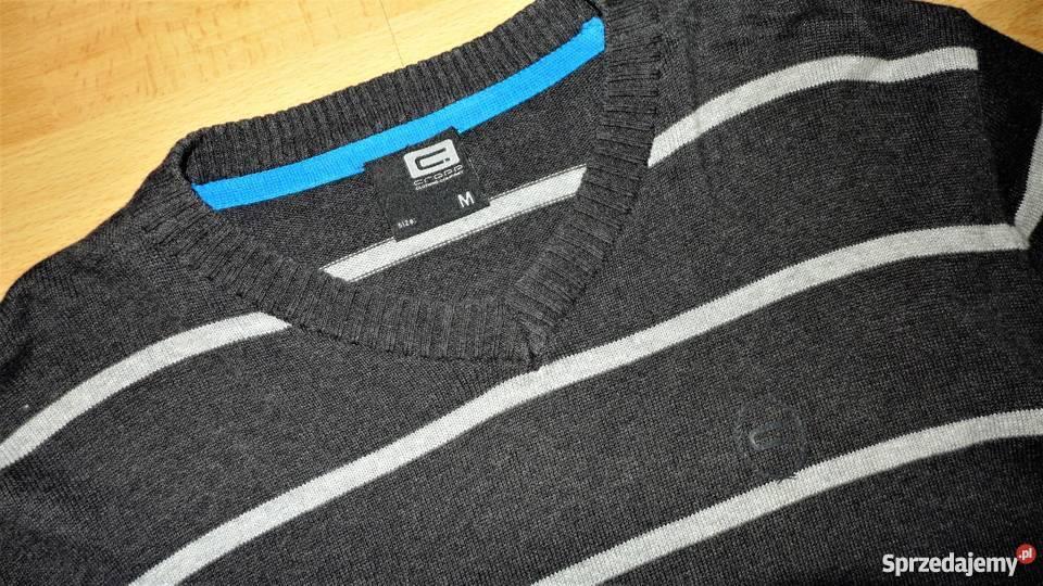 Szary sweter marki cropp chillin rozmiar xl jak nowy Kutno