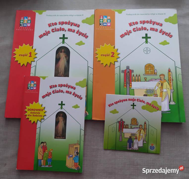 Religia szkoła podstawowa kl 3; 4; 5