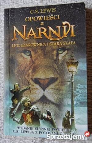 Opowieści z Narnii Lew, Czarownica i stara szafa C. S. Lewis