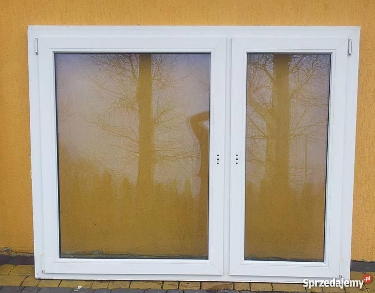 Okna plastikowe PCV używane Inowrocław
