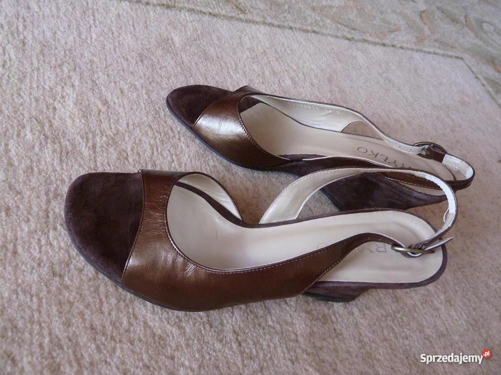 0c262c4a Eleganckie buty Ryłko rozmiar 37, 38 NOWE - Sprzedajemy.pl