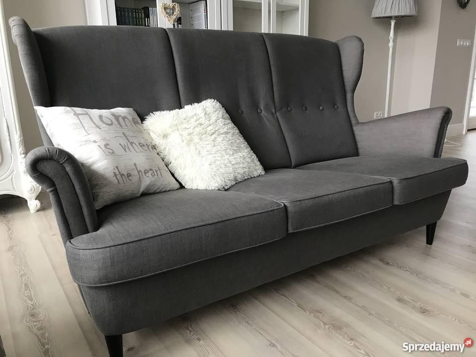 Sofa Strandmon Ikea Nowy Tomyśl Sprzedajemy
