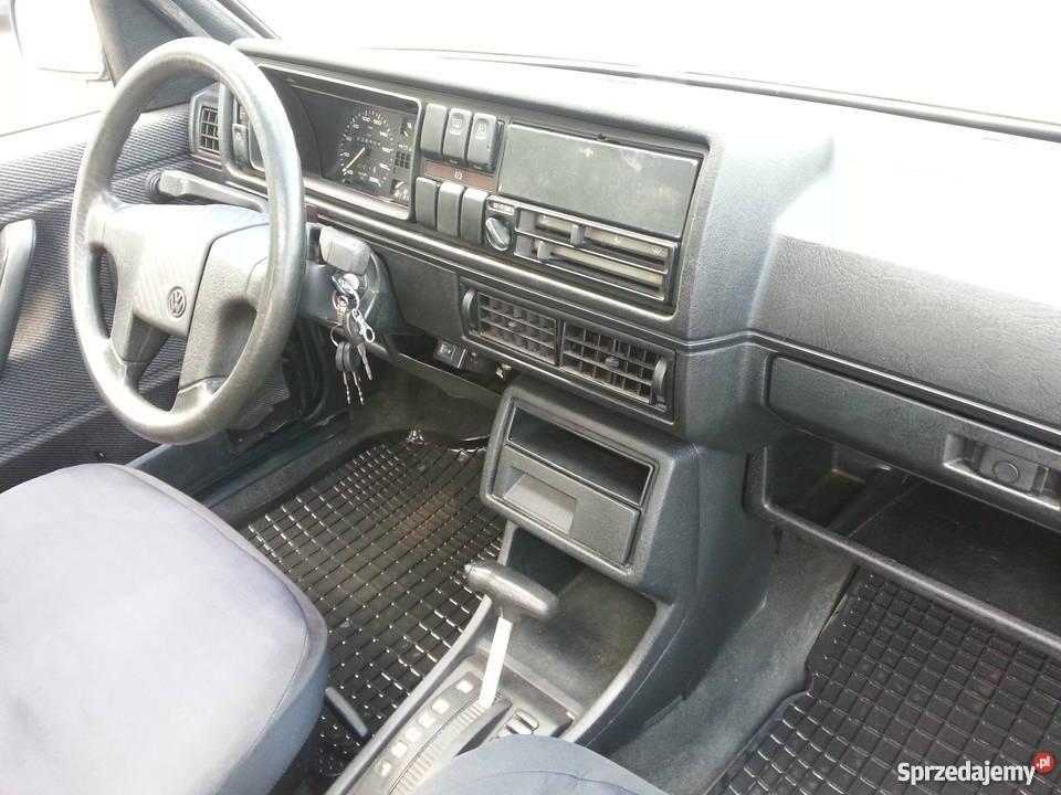 VW GOLF 2 AUTOMAT Warszawa