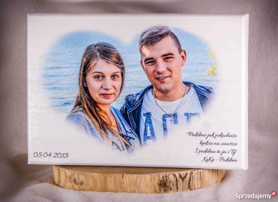 TWOJE ZDJĘCIE NA DESCE Prezent na WALENTYNKI dolnośląskie Szczawno-Zdrój