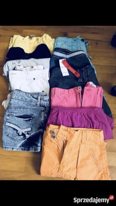 e344c84b32 ubrania usa - Sprzedajemy.pl