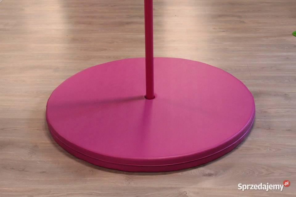 Materac do Pole Dance okrągły